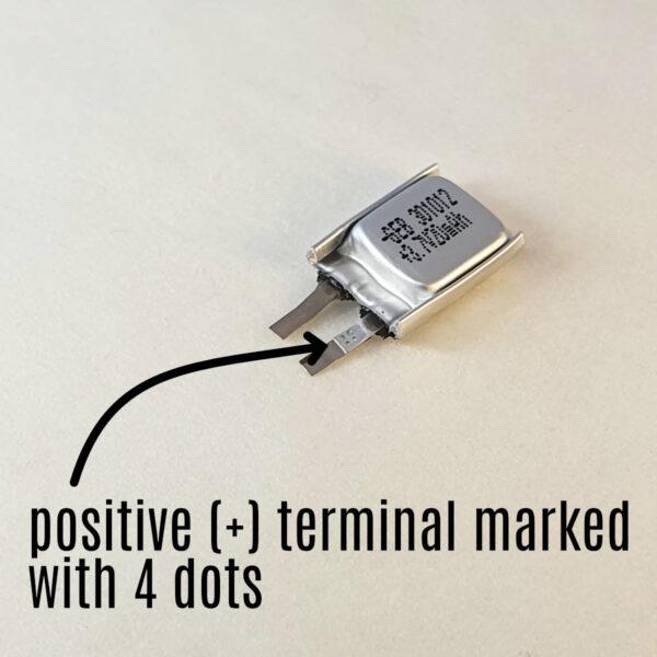 Terminal marking